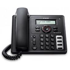SIP-телефон Ericsson-LG IP8802A, 4 програмируемых кнопки, ЖК индикатор, без POE, с БП