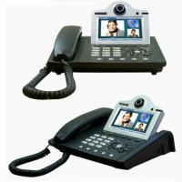 Видео телефон — VP150 4,3'', 2x10/100 Mbps, Video In/Out (композитный RCA, S-Video), аудиовход и вых