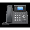 IP телефон GRP2603, 6 SIP аккаунтов, 3 линии, без PoE