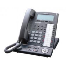 Системный телефон Panasonic KX-T7636, черный