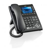 IP телефон NEC ITY-8LCGX, черный, ITY-8LCGX-1P(BK)TEL