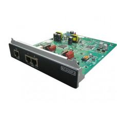 Плата 2-порта аналоговых внешних линий и 2-портовая плата ТА (SLC2/LCOT2) для АТС KX-NS1000