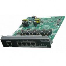 Плата 4-порта цифровых интерфейсов BRI и 2-портовая плата ТА (SLC2/BRI4) для АТС KX-NS1000