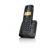 Радиотелефон DECT Gigaset A120, черный