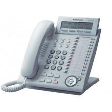 Системный телефон Panasonic KX-DT343, белый