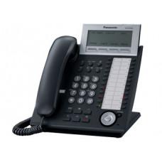 Системный телефон Panasonic KX-DT346, черный