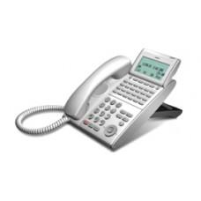 Системный телефон NEC DTL-24D, белый