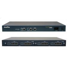 VoIP шлюз VoiceFinder ADD-AP2120, 8 FXO, 2x10/100Mbps ETH