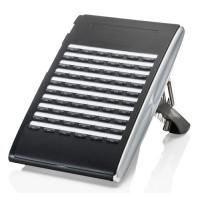 Консоль DSS 60-ти кнопочная NEC DCZ-60-2P(BK) CONSOLE, чёрная