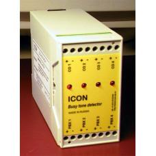 4-канальный детектор отбоя ICON с питанием от телефонной линии