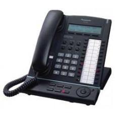 Системный телефон Panasonic KX-T7633, черный