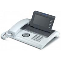 Системный Телефон Unify (Siemens) OpenStage 40 T прозрачный лёд