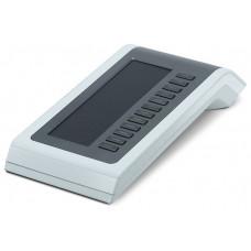 Модуль расширения на 12 клавиш Unify (Siemens) OpenStage Key Module 80 серебристый