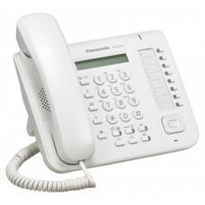 Цифровой системный телефон Panasonic KX-DT521, белый