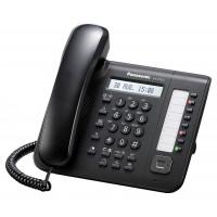 Системный телефон Panasonic KX-DT521, черный