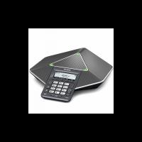 Конференц-телефон Yealink CP860, PoE, запись разговора, 2 дополнительных микрофона CPE80