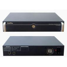 Видео MCU, до 16 участников конфереции, H.263, MPEG4, H.264