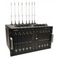 Многоканальный GSM Шлюз AddPac AP-GS5000, ISDN PRI и VoIP, FXS, FXO, до 80 GSM каналов, шасси