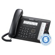 IP телефон Panasonic KX-NT553, черный