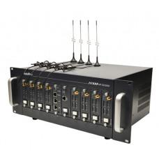 Многоканальный GSM Шлюз AddPac AP-GS3000, ISDN PRI и VoIP, FXS, FXO, до 32 GSM каналов, шасси