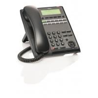 Системный телефон IP7WW-12TXH-B1 TEL(BK) для АТС NEC SL2100, 12 DSS клавиш, чёрный