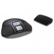 Конференц-телефон Konftel 300Wx-IP. ЖКД, USB, аккумулятор, з.у. В комплекте с IP(SIP)-DECT БС