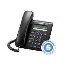 IP телефон Panasonic KX-NT511А, черный