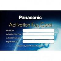 Карта активации основных функции NSX2000 Только для АТС Panasonic KX-NSX2000