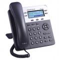 IP телефон GRANDSTREAM GXP-1450, SIP, 2 порта Ethernet 10/100, HD Aаудио, БП, PoE