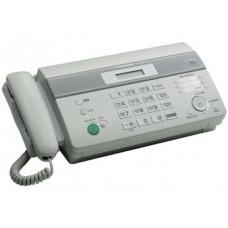 Факс Panasonic KX-FT982RU на термобумаге, белый