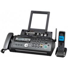 Факс Panasonic KX-FC278RU на термобумаге, темно-серый