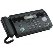 Факс Panasonic KX-FT984RU на термобумаге, черный
