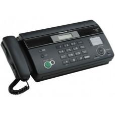 Факс Panasonic KX-FT982RU на термобумаге, черный