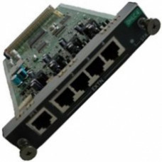4-портовая плата цифровых гибридных внутренних линий (DHLC4) для KX-NCP