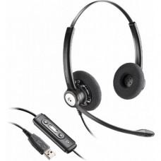 BlackWire C610M (PL-С610M),проводная гарнитура,USB, Microsoft Office Communicator