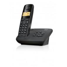 Радиотелефон DECT Gigaset A120A, черный