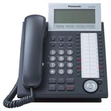 Системный IP телефон Panasonic KX-NT346, черный