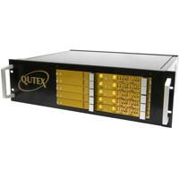 Многоканальный GSM Шлюз Topex Qutex, интерфейсы ISDN PRI и VoIP, от 2 до 20 GSM каналов, шасси