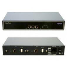 VoIP шлюз VoiceFinder AP1800, 1E1(ISDN PRI),2x10(100)Mbps ETH