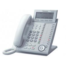 Системный телефон Panasonic KX-DT346, белый