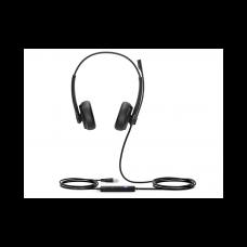 Гарнитура UH34 Dual Teams для телефонов Yealink
