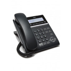 IP телефон NEC ITY-6DG, черный, ITY-6DG-1P(BK)TEL