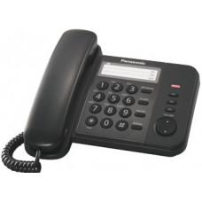 Проводной телефон KX-TS2352RU, черный