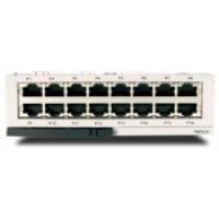 Плата 16SLI2, 16 аналоговых абонентов для OfficeServ7100, 7200, 7400