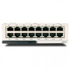 Плата 16SLI2, 16 аналоговых абонентов для АТС Samsung OfficeServ 7100/7200/7400