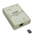 Устройство записи телефонных переговоров на microSD, автоинформатор, АОН, автоответчик ICON TRX1AN