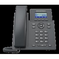 IP телефон GRP2601, 2 SIP аккаунта, 2 линии, PoE, без БП