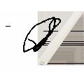 Кабельный канал 20х12,5х2000мм (белый), аналог Legrand 30008