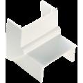 Угол внутренний изменяемый для кабель-канала 40х20, аналог Legrand 30281