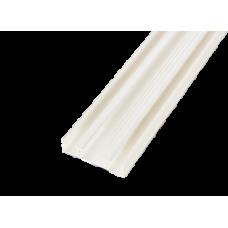 Кабельный канал 60х16х2000мм (белый), аналог Legrand 30026